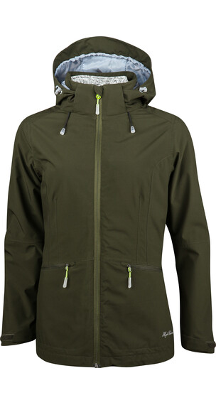 IVY by High Colorado Halifax-L 2In1 Jacke Damen khaki